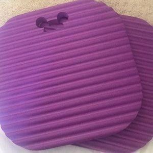 Disney Other - Disney blue bayou fantasmic seat purple exclusive